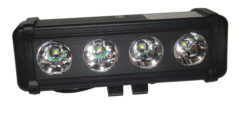 גשר תאורה 4CREE POWER LEDS אורך 20ס